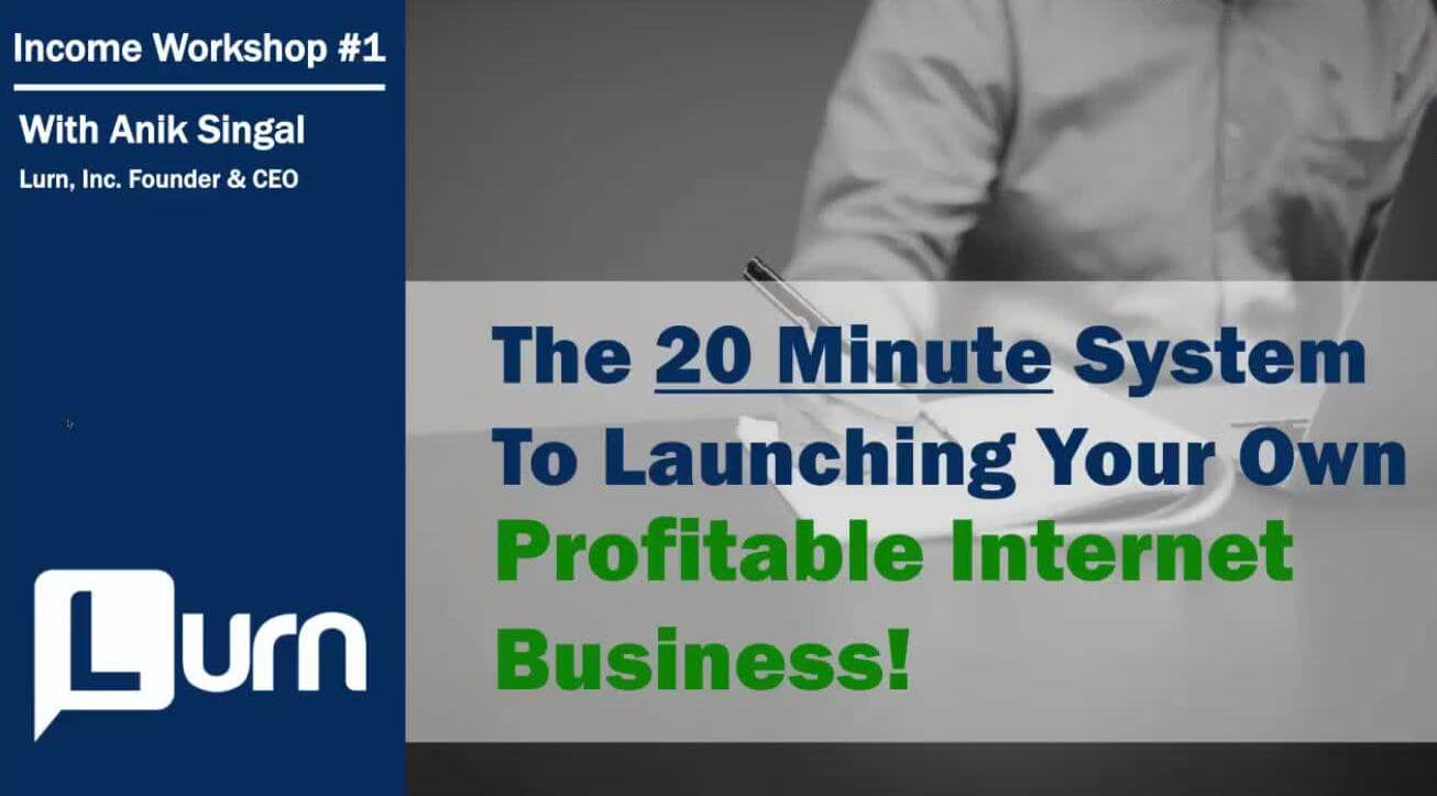 Inbox blueprint 20 minute system to launching your own profitable the 20 minute system malvernweather Image collections