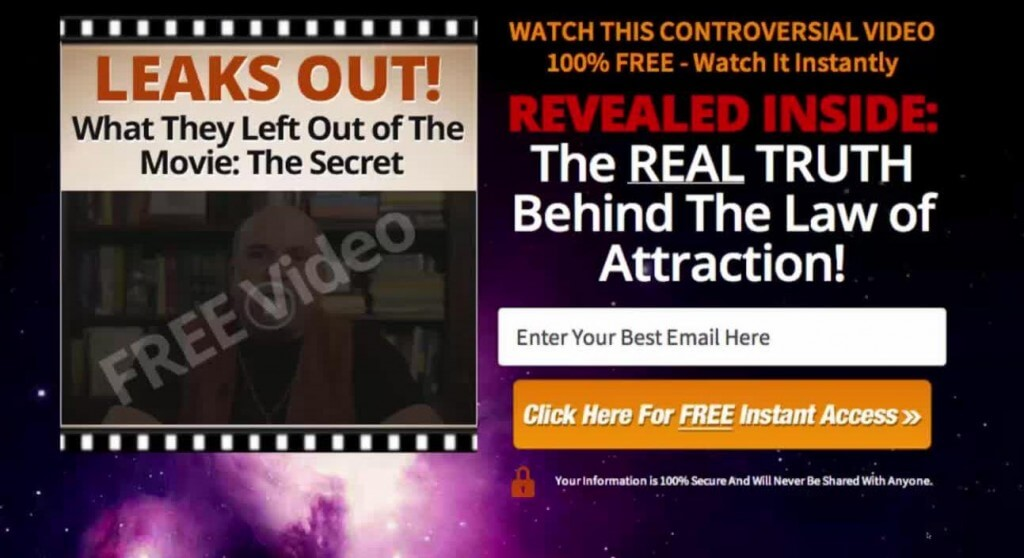 The Real Truth Behind The Law Of Attraction