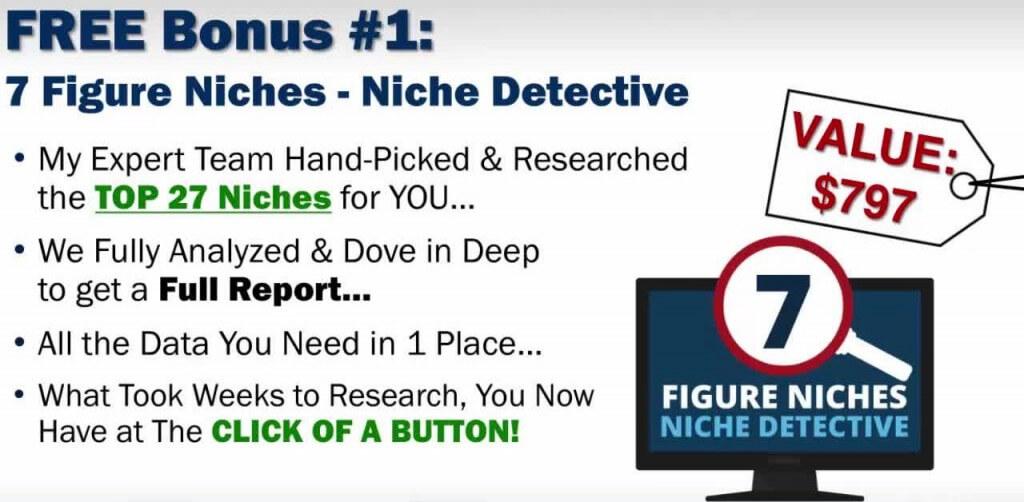 Bonus 1 - Niche detective