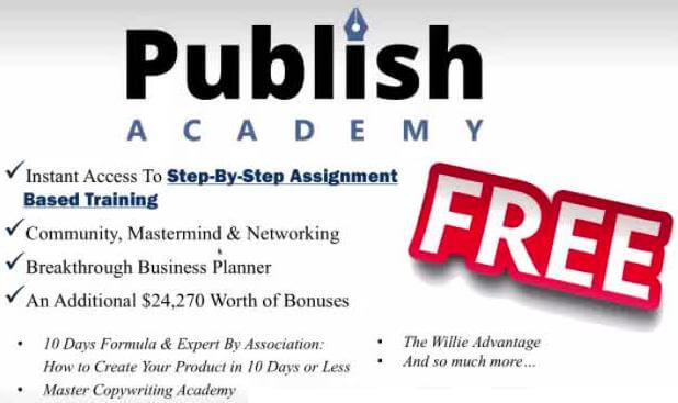 Publish Academy