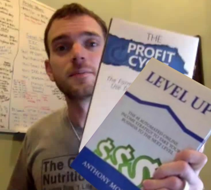 The Profit Cycle and Level Up Books